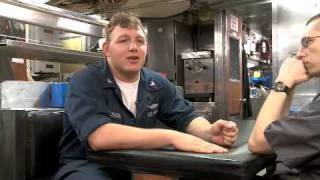 Download USS Toledo Sub Chef Video