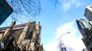 Download Hyperlapse Montréal Video