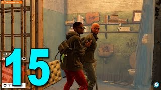 Download Watch Dogs 2 - Part 15 - Escaping Alcatraz Video