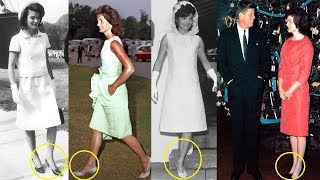 Download Jackie Kennedy Was A True Style Icon – But Her Shoes H-id An Intimate Secret Video