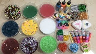 Download Mixing Random Things Into Slime - Most Satisfying Slime Videos 7 ! Tom Slime Video