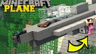 Download Minecraft: STUCK ON A PLANE!! - HIDDEN LEVER - Custom Map Video