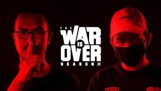 Download THE WAR IS OVER 2 EP.16 (FINAL) : REPAZE vs NIL LHOHITZ | RAP IS NOW Video