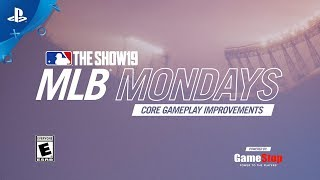 Download MLB The Show 19 - Gamestop Monday: Core Gameplay   PS4 Video