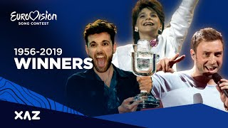 Download Eurovision: All Winners 1956-2019 Video