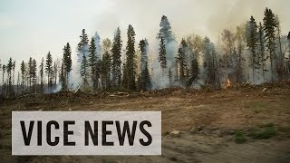 Download Inside The Alberta Wildfires Video