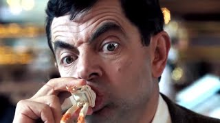 Download Fine Dining with Bean | Funny Clips | Mr. Bean Official Video