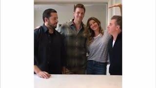 Download Luciano Huck leva mágico na casa da Gisele Bündchen e Tom Brady Video