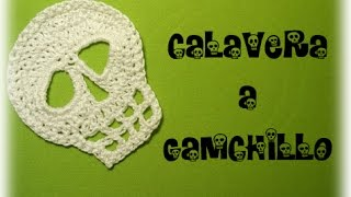 Download CALAVERA A GANCHILLO | CROCHET SKULL Video