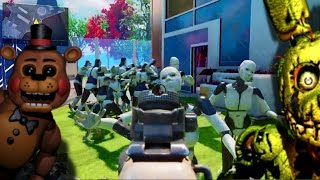 Download Black Ops 3 - Nuketown iRobot / Five Nights At Freddy's Easteregg (Call of Duty BO3) Video
