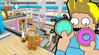 Download Roblox / Delicious Donut Factory Tycoon / Best Tycoon EVER! / Gamer Chad Plays Video