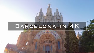 Download Barcelona in 4K Video