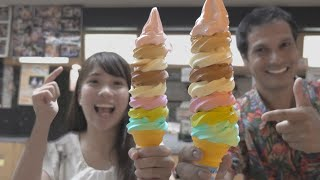 Download Japanese Ice Cream Flavor Challenge ★ ONLY in JAPAN #34 Video