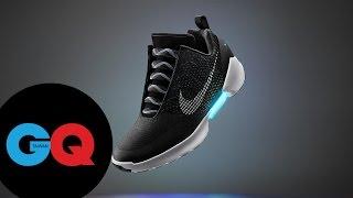 Download Nike HyperAdapt 1.0自動綁帶鞋【GQ編輯開箱】|GQ Unboxing Video
