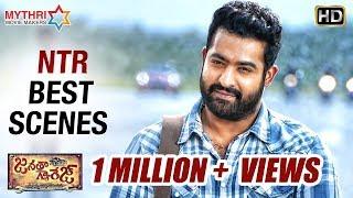 Download Jr NTR Back 2 Back Best Scenes | Janatha Garage Latest Telugu Movie | Mohanlal | Samantha | Nithya Video