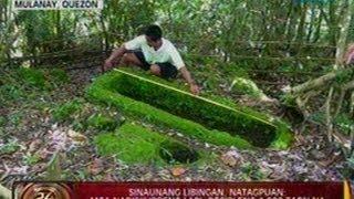 Download 24Oras: Sinaunang libingan, natagpuan sa Quezon; Mga nadiskubreng labi, posibleng 1,000 taon na Video