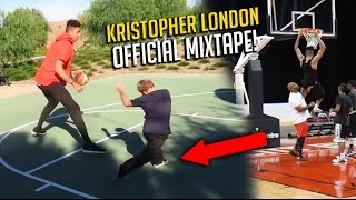 Download TOP 10 KRISTOPHER LONDON BASKETBALL MOMENTS! The Demi-God of YouTubers! Video
