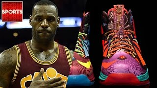 Download Is NIKE CRAZY To Sign LEBRON JAMES For LIFE? | Inside Look At Shoe Collection Video