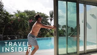 Download Mexican Airbnb Has Walls That Are Actually Sliding Doors Video