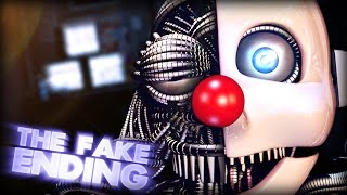Download The Fake Ending EXPLAINED! || Five Nights At Freddy's: Sister Location Video