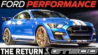 Download The NEW GT500 Is Finally Here! WHAT YOU NEED TO KNOW Video