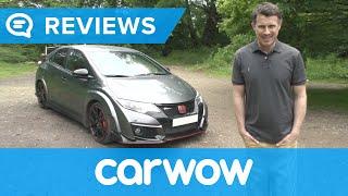 Download Honda Civic Type R Hot Hatch 2017 review   Mat Watson Reviews Video