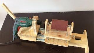 Download 4 in 1 Drill Press Build Pt3 : Thickness Sander / 4 in 1 Sütun Matkap 3. Bölüm Video