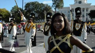 Download Alabama State University Marching Band - Turkey Day Classic Parade - 2016 Video