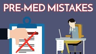 Download Medical School Application Mistakes   6 Common Pre-Med Blunders Video
