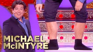 Download Michael McIntyre's MASSIVE Calf Muscles! | Michael McIntyre Video