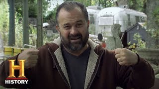 Download American Pickers: The Bearded Charmer Meets His Match (Season 13, Episode 9) | History Video