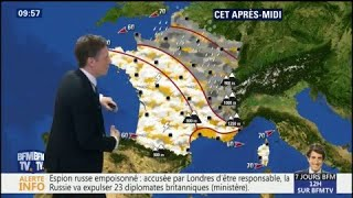 Download La météo de votre week-end : de la pluie aujourd'hui, du froid demain Video
