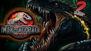 Download OBJETIVO INDORAPTOR! - Jurassic World Operation Genesis Fallen Kingdom MOD Video