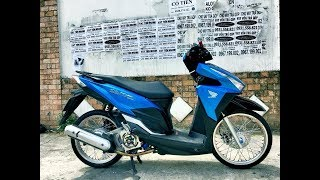 Download Xe & Phong Cách 24h - Honda Click 125 độ bánh căm tay ga phong trào đang vô cùng hot. Video