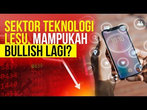 Ramalan Saham - Sektor Teknologi Lesu, Mampukah Bullish Lagi?