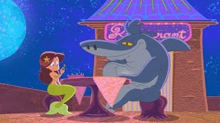 Download Zig & Sharko - THE HORRIBLY HUNGRY HYENA (S01E19) Full Episode in HD Video
