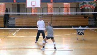 Download Position Training Drills: Middles Video
