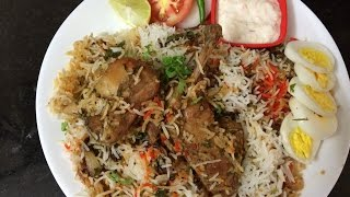 Download Chicken Biryani Recipe Restaurant Style - English Subtitle | Murgh Biryani | Chicken Biryani Video