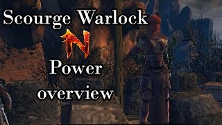 Neverwinter - Warlock Soulbinder Damnation PvE Build - Mod 9