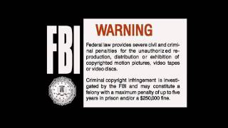 Download Warner Home Video Logo 2004 (FBI Warning) Video