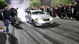 Download TAKING OVER A WALMART PARKING LOT! Drifting & Burnouts In Public! Video