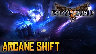 Download Falconshield - Arcane Shift feat. Mike Luciano (League of Legends song - Ezreal) Video