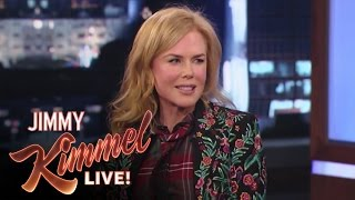 Download Matt Damon Interviews Nicole Kidman Video