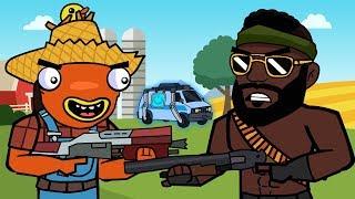 The OG Squad RETURNS | Original Battle Royale Animation | Arcade