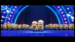 Download Despicable Me 3 2017 - Minion Idol Stage Song Scene Video