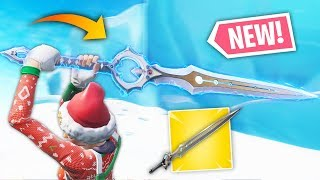Download *NEW* SWORD IS INSANE! (INFINITY BLADE) | Fortnite Best Moments #93 (Funny Fails & WTF Moments) Video