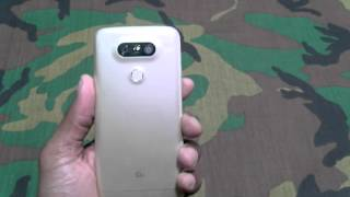 Download LG G5 ″Real Review″ Video