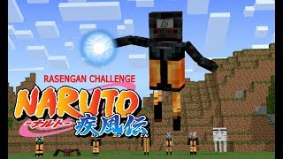 Download Monster School: Naruto Shippuden Challenge - Rasengan (Minecraft Animation) Video