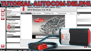 Delphi Autocom 2017 Cars Release 2017 1 - Newest Software for CDP+