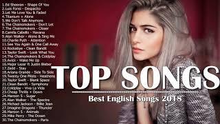 Download اغاني انجليزية - افضل اغنية اجنبية 2018 (Best English Songs Playlist) اغاني اجنبية مشهور2018 Video